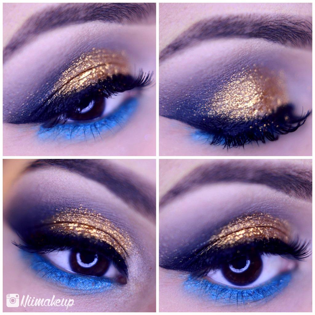 maquiagem dourada e tag make total2