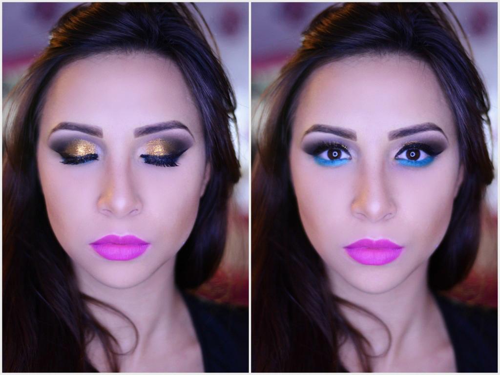 maquiagem dourada e tag make total3