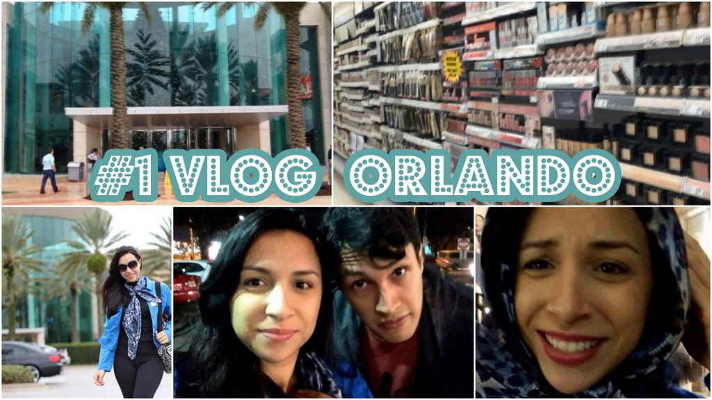 vlog 1 orlando
