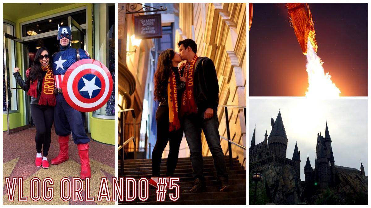 dia 5 - Island of adventure e universal studios
